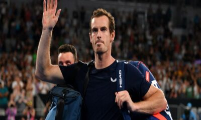 Goodbye Andy Murray