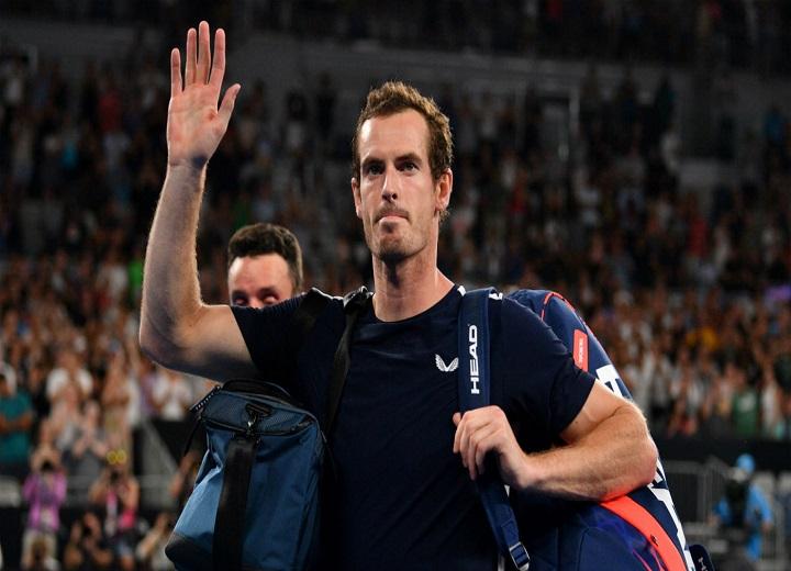 Goodbye Andy Murray
