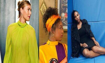 Maria, Naomi and Serena