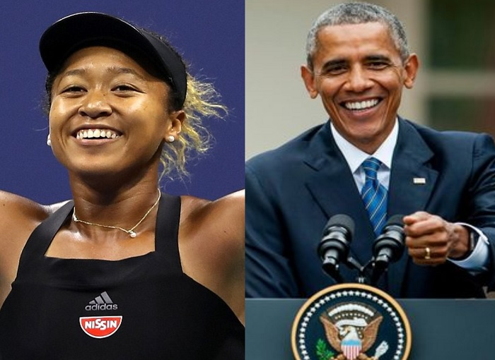 Naomi and Obama