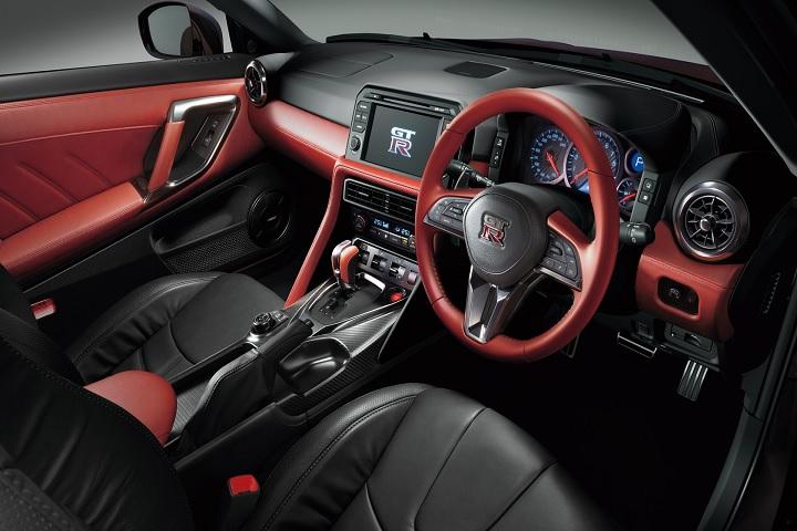 Naomi's Car Interior