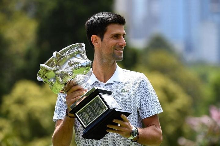 Novak AO Trophy