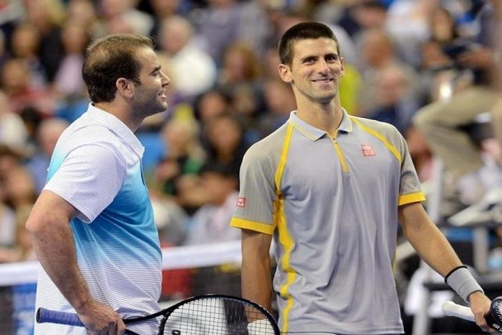 Novak and Pete