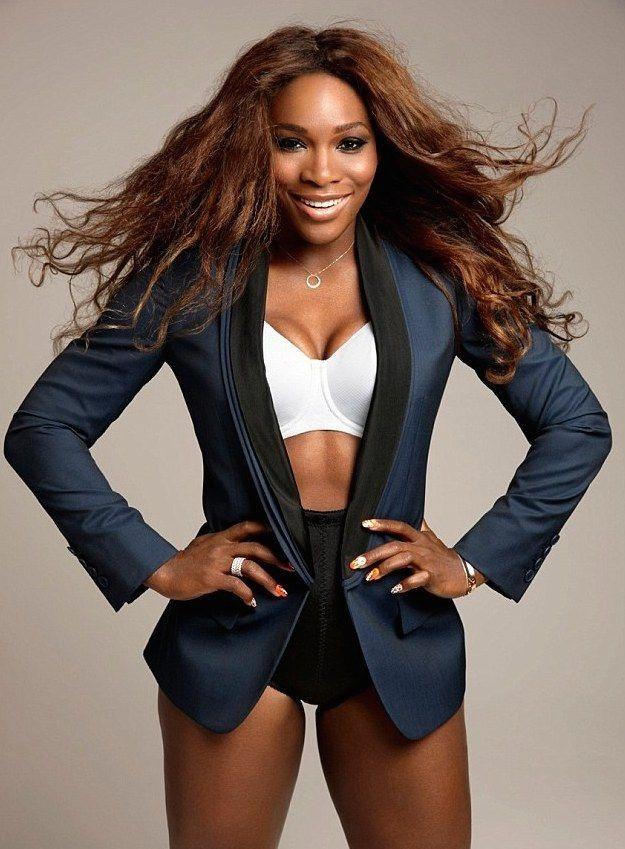 Serena Williams curves