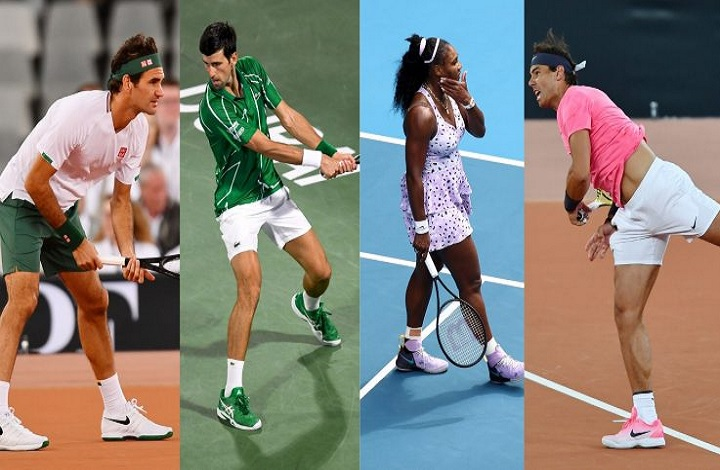 Serena and Others Tennis Shoes