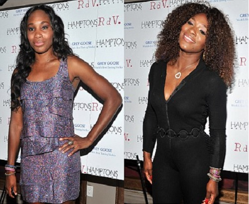 Serena and Venus Outfit