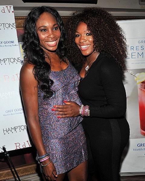 Serena and Venus Smiles