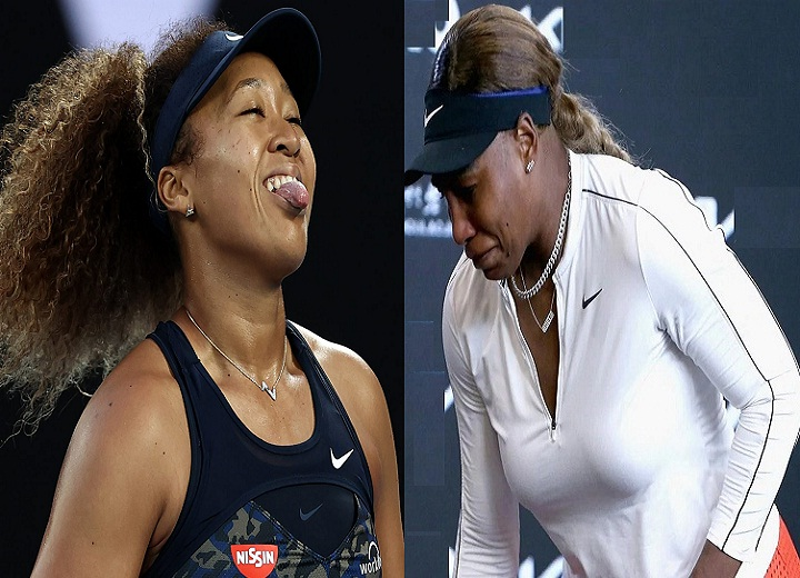 Naomi Osaka beats Serena Williams