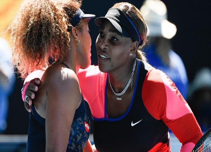 Naomi Osaka ended the hopes of Serena Williams