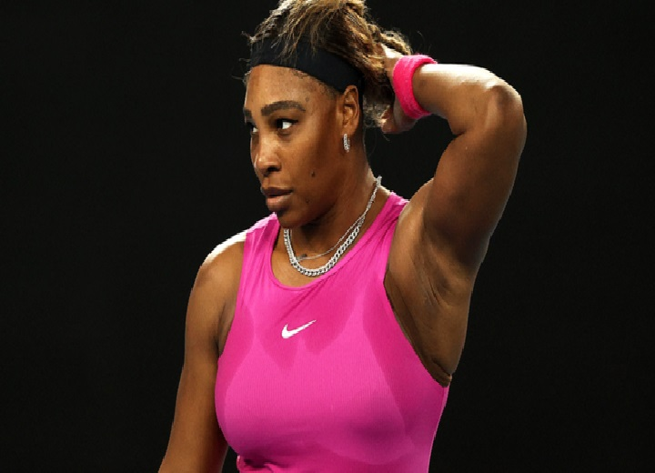 Serena Williams beautiful star