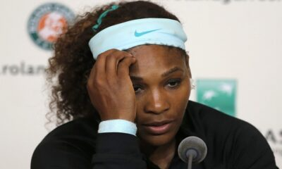 Serena Williams speaks out
