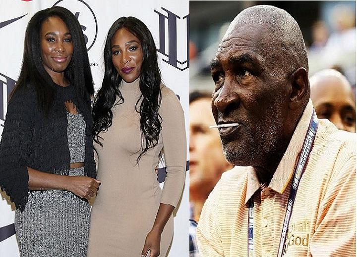 Serena and Venus and Richard Williams