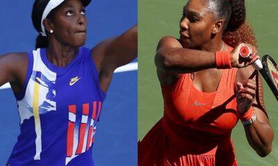 Sloane Stephens and Venus Williams