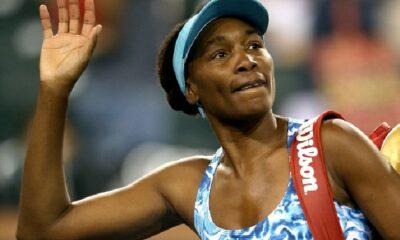 Venus Williams final goodbye