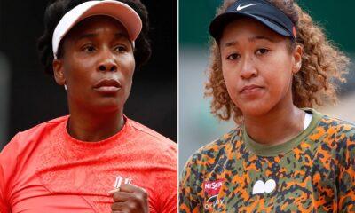 Venus Williams has perfect response to Naomi Osaka French