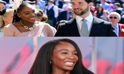 Alexis Ohanian, Serena Williams, Venus Williams