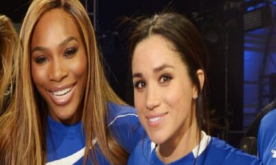 Serena Williams and Meghan Markle