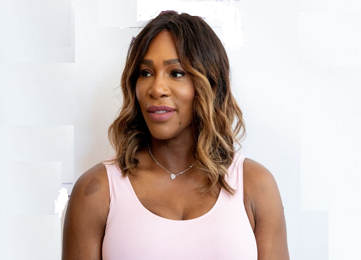 Serena Williams opens up about pregnancy