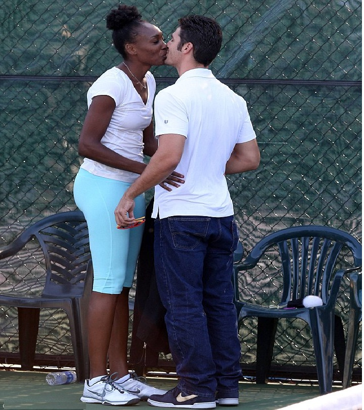 Elio Pis and Venus Williams dated for five years
