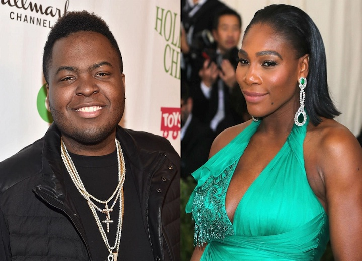 Sean Kingston and Serena Williams slept together