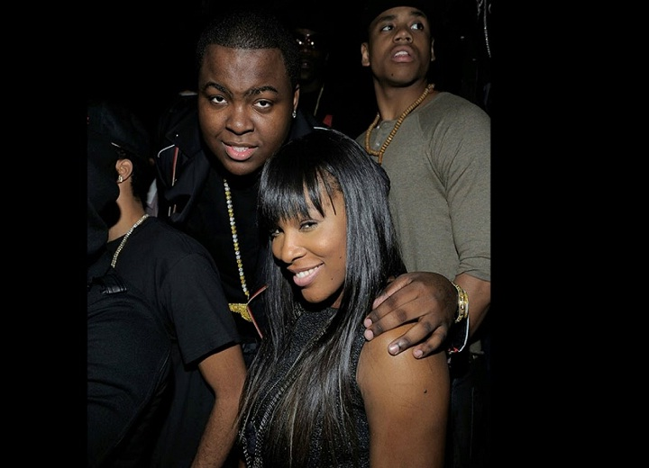 Sean Kingston claims he dated and slept with Serena Williams