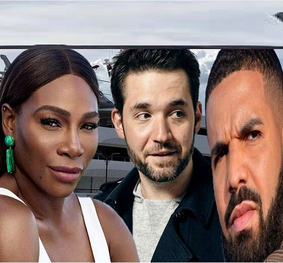 Serena Williams 7 Famous guys who have dated her