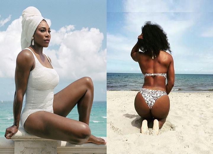 Serena Williams Bikini Pictures