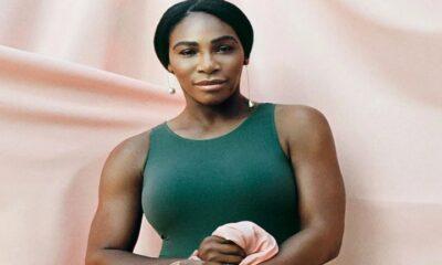 Serena Williams Gets Personal In Allure Magazine Cover