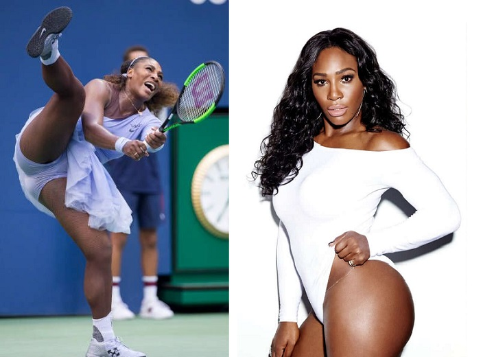 Serena Williams Sexy Booty Pictures
