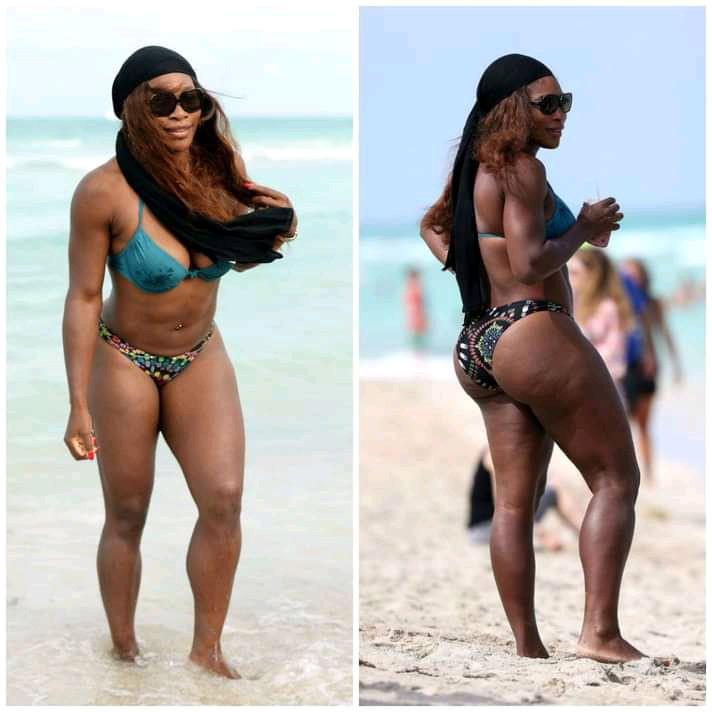Serena Williams stylish