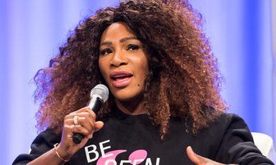 Serena Williams tennis legend