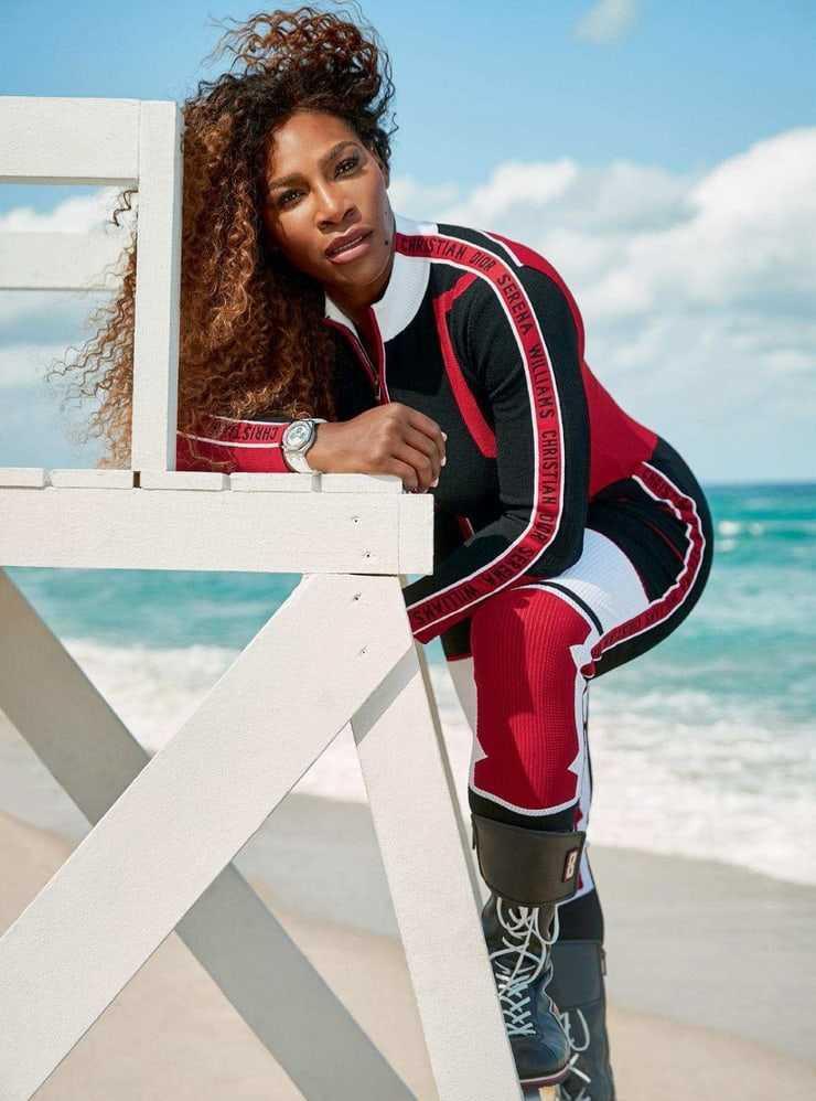 Serena Williams sexy booty