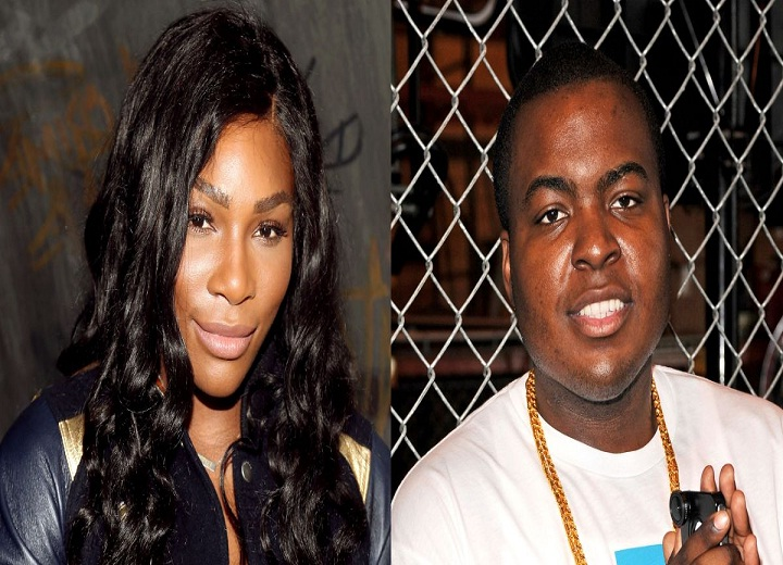 Singer Sean Kingston reveals he got intimate with tennis queen Serena Williams