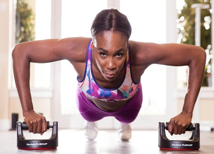 Venus Williams abs