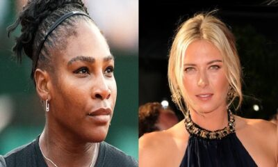 Serena Williams apologizes to Maria Sharapova