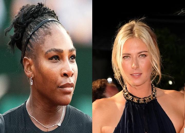 Serena Williams apologizes to Maria Sharapova