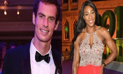 Andy Murray and Serena Williams styles