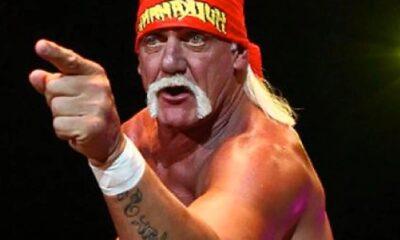 Hulk Hogan pointing finger