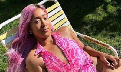 Naomi Osaka bikini