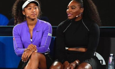 Serena Williams Naomi Osaka