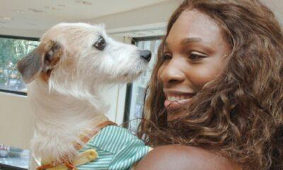 Serena Williams Says Goodbye To Her Beloved Dog