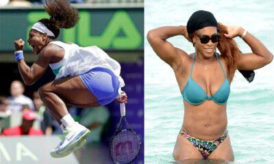 Serena Williams The Best