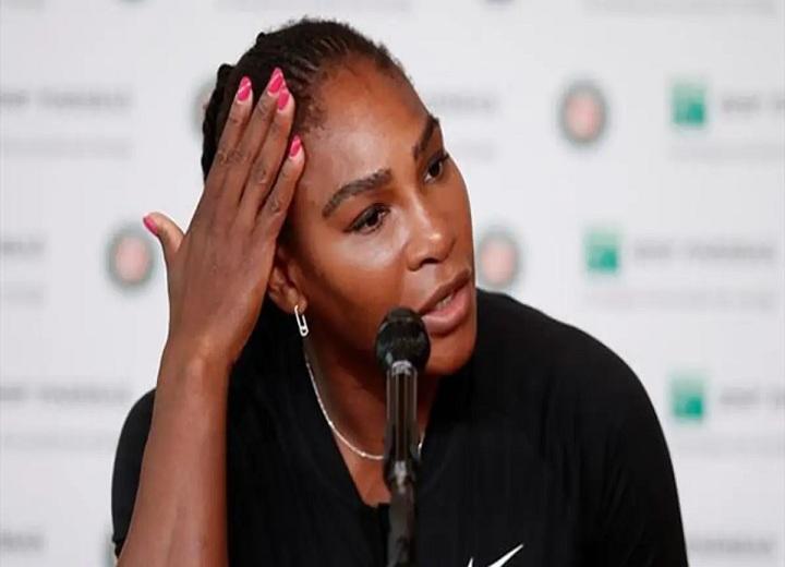Serena Williams breaks down