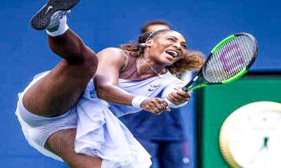 Serena Williams leg