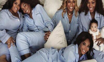 Serena Williams and Venus Williams sisters