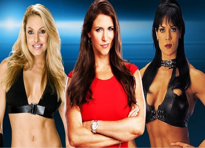 Triple H and Stephanie McMahon WWE