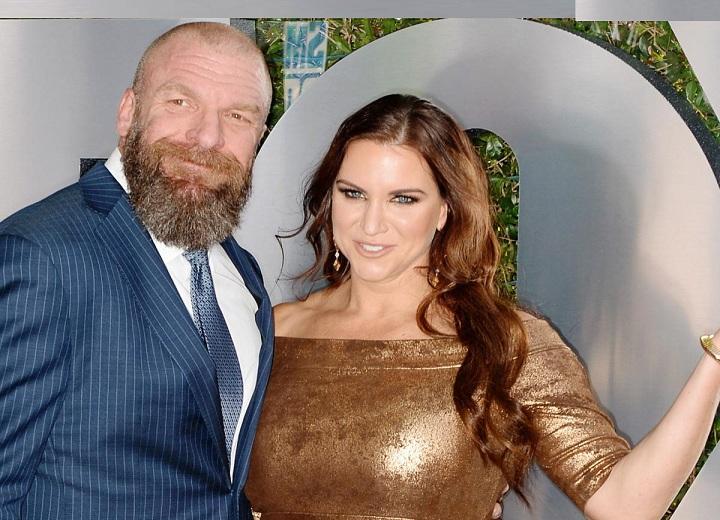 Triple H, Stephanie McMahon