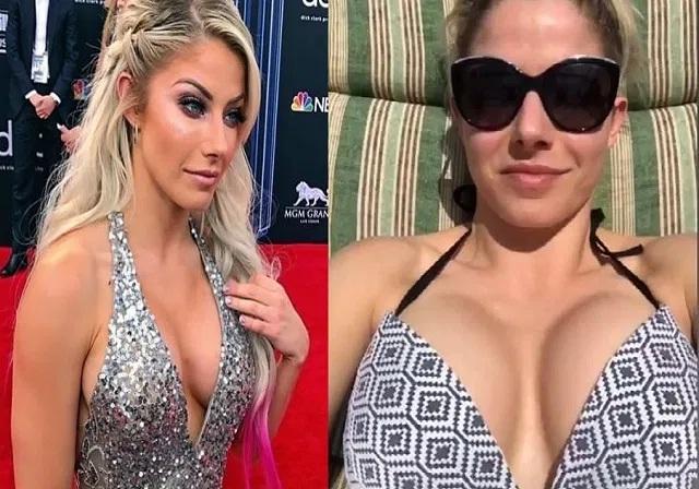 Alexa Bliss body transformation