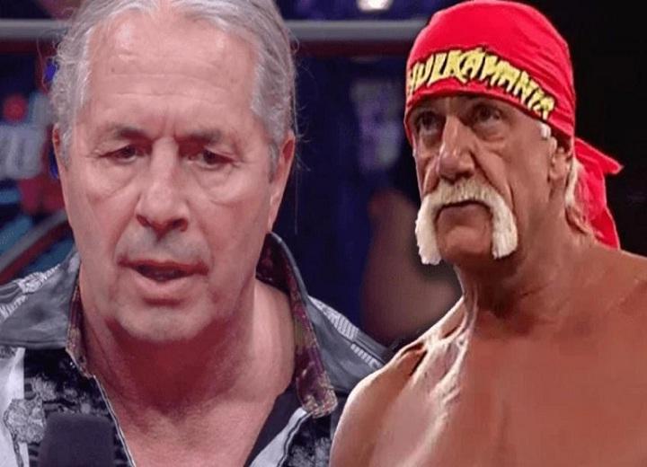Bret Hart, Hulk Hogan