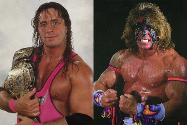 Bret Hart on Ultimate Warrior